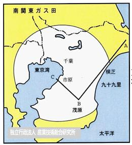 東京ガス田の復活とメタンハイドレートの可採化に向けて