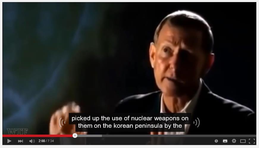 厚木基地が北朝鮮に核攻撃される!? 【前半:米超能力者リモート・ビューイング編】