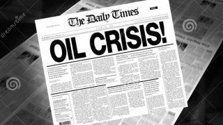 新石油危機で日本は急激に没落する