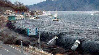 同じ津波の夢を三度見た話をする