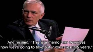ウェスリー・クラーク将軍は「影の政府」の存在を言外に伝えていた