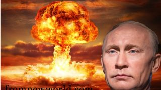 In 2021, Putin decides on a nuclear war! First part, warning to Judea