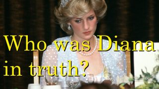 The truth of Princess Diana, she was a real Jew, and the daughter of Sir Goldsmith