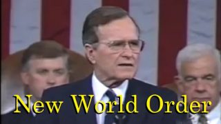New World Orderへの道――すべての独裁国家を打倒せよ